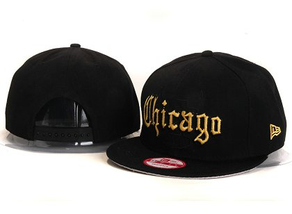 Chicago Bulls New Snapback Hat YS E30